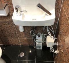 自動手洗い器のお取替え